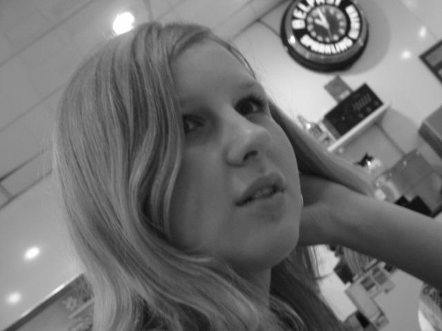 Cara at 14